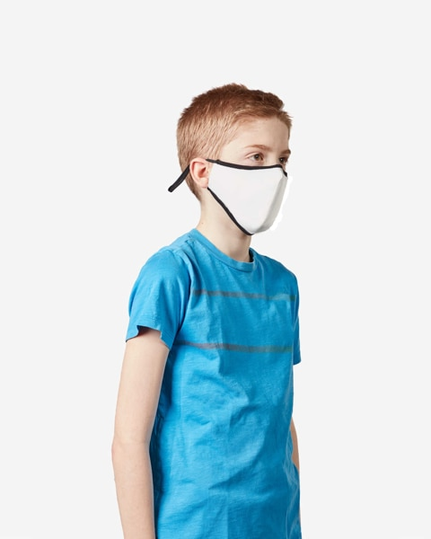 Picture of Customizable Face Mask with Replaceable Filtering System - Child