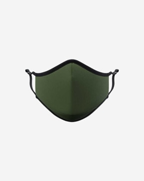 Picture of Solid Olive Green RFS Face Mask