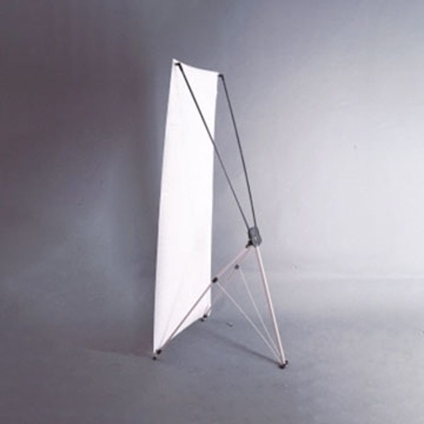 """Picture of (BAS) 31.5"""" X-Banner Stand - Included"""