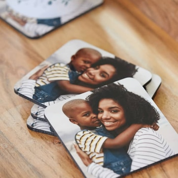 Picture of Custom Photo Coasters